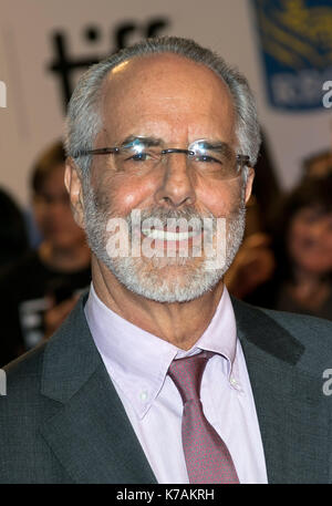 Toronto, Canada. 15th Sep, 2017. Director Jon Avnet attends the premiere of 'Three Christs' during the 42nd Toronto - Stock Photo