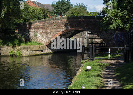 Erewash Canal - Stock Photo
