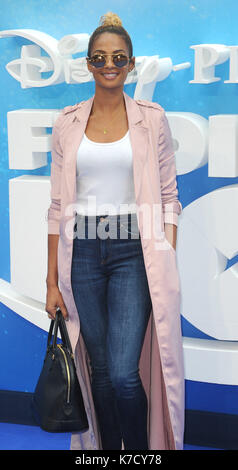 Photo Must Be Credited ©Alpha Press 080001 10/07/2016 Alesha Dixon Finding Dory Premiere at Odeon Leicester Square - Stock Photo