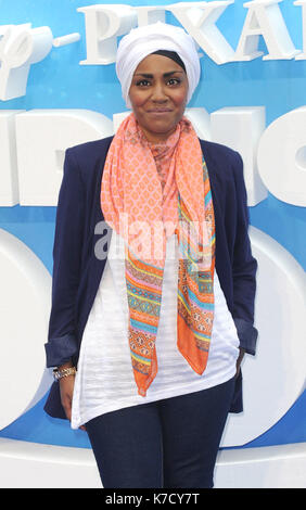 Photo Must Be Credited ©Alpha Press 080001 10/07/2016 Nadiya Hussain Finding Dory Premiere at Odeon Leicester Square - Stock Photo