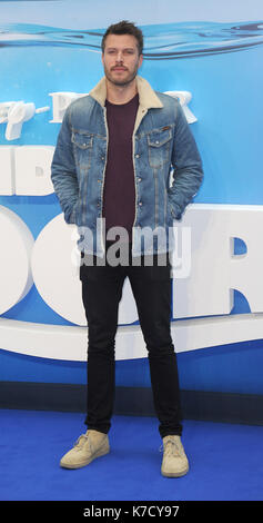 Photo Must Be Credited ©Alpha Press 080001 10/07/2016 Rick Edwards Finding Dory Premiere at Odeon Leicester Square - Stock Photo
