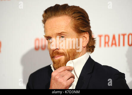 Photo Must Be Credited ©Kate Green/Alpha Press 079965 05/05/2016 Damian Lewis Our Kind Of Traitor UK Premiere The - Stock Photo