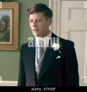 Photo Must Be Credited ©Alpha Press 065630 (2012) James Norton as Owen in the movie Cheerful Weather for the Wedding. - Stock Photo