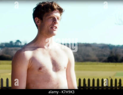 Photo Must Be Credited ©Alpha Press 065630 (2014) James Norton as Ralph in the movie Bonobo. - Stock Photo