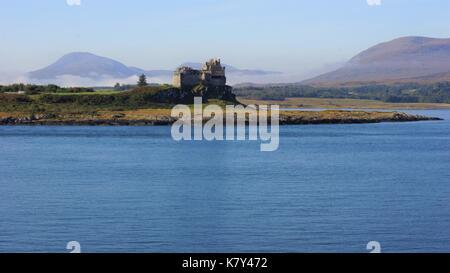 Scotland, Mull, Oban, Spean Bridge - Stock Photo