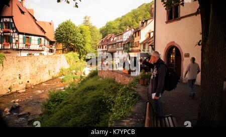 Colmar Alsace France - Stock Photo