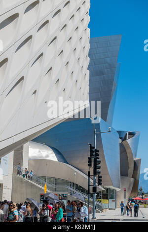 The Broad Art Museum - Stock Photo