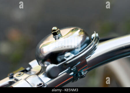 Bicycle bell - Stock Photo