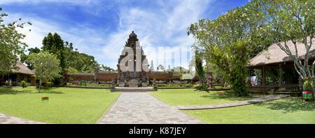 Pura Taman Ayun 'Royal temple', 1634, in translation from Indonesian 'A fine garden'. Indonesia. Bali, Mengvi - Stock Photo