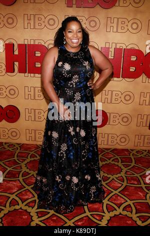 Kimberly Hebert Gregory at arrivals for HBO Emmy After Party - Part 2, The Pacific Design Center, Los Angeles, CA - Stock Photo