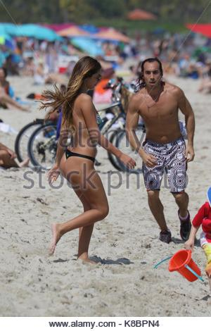 Mario dating ex on the beach