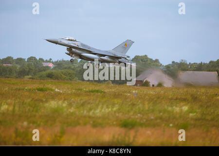 General Dynamics F-16 Fighting Falcon at NATO Tiger Meet 2014