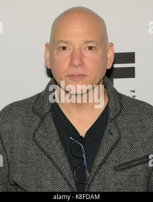 Westwood,USA. 18th Sep,2017. Evan Handler attends 27th Annual Simply Shakespeare benefit Freud Playhouse,UCLA Westwood,California - Stock Photo