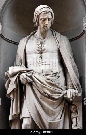 Nicola Pisano ( Niccolò Pisano, Nicola de Apulia or Nicola Pisanus )  1220–1284  Italian sculptor whose work is - Stock Photo