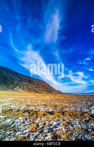 Death Valley Calfornia - Stock Photo