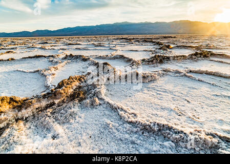 Death Valley California - Stock Photo