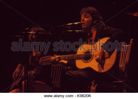 The Beatles Singer Paul Mccartney In The Back Of A Car At Bangor Stock Photo Royalty Free Image