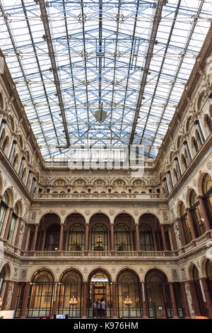 The durbar court inside the foreign and commonwealth office stock photo 88469171 alamy - Foreign and colonial office ...