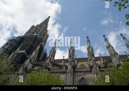 Ulm, Minster, gothic church