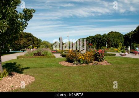 Centre Island Park, Toronto Islands, Canada - Stock Photo