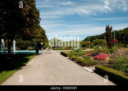 Centre Island Park, Toronto, Canada - Stock Photo