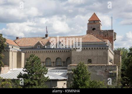 Serbia, Belgrade, Kalemegdan fortress, Military museum - Stock Photo