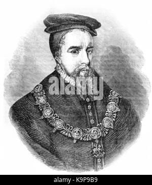 P109 Thomas Stanley 1st Earl of Derby - Stock Photo
