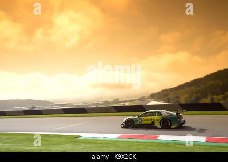 Motorsports: DTM 08 Spielberg 2017, Schaeffler Audi RS 5 DTM #99 (Audi Sport Team Phoenix), Mike Rockenfeller | - Stock Photo