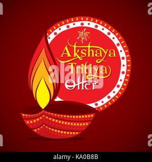 Akshaya tritiya - Stock Photo