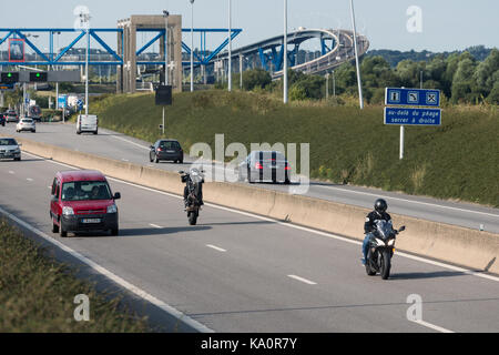 tollgate of a french motorway stock photo royalty free image 22139403 alamy. Black Bedroom Furniture Sets. Home Design Ideas