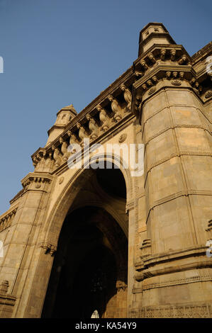 Gateway of India, Apollo, Bandar, mumbai, maharashtra, India, Asia - Stock Photo