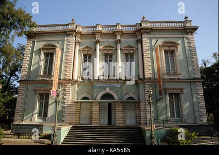 Dr Bhau Daji Lad Museum, Byculla, mumbai, maharashtra, India, Asia - Stock Photo