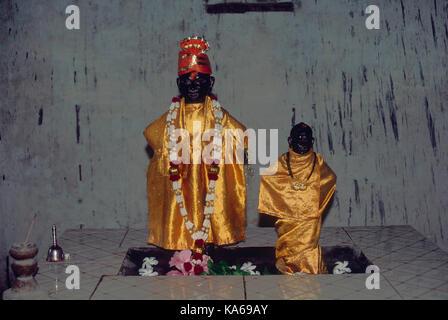 God Vitthal Statue Stock Photo Royalty Free Image