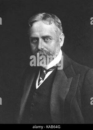 Sir Gilbert Parker, 1st Baronet - Stock Photo
