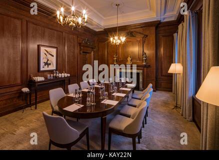 Members Dining Room Ten Trinity Square The Club London