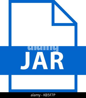 Use it in all your designs  Filename extension icon JAR Java Archive