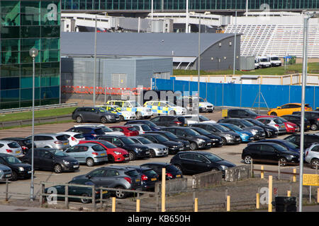 Car Parking Near London Stansted Airport