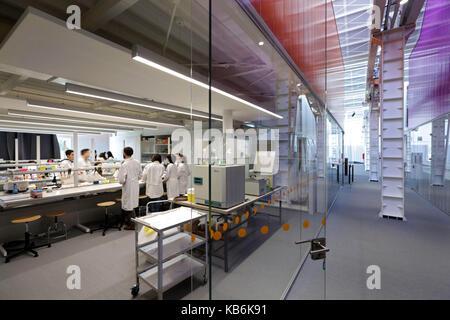 The Opificio Golinelli, a museum-laboratory of scientific knowledge ...