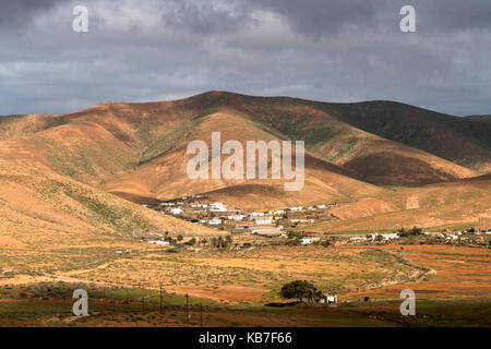 Insel Fuerteventura, Kanarische Inseln, Spanien |  Fuerteventura, Canary Islands, Spain - Stock Photo