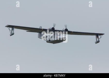 Consolidated PBY-5 Catalina - Stock Photo