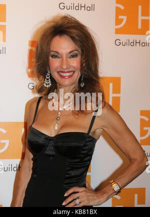 Celebrity Autobiography Guild Hall 2017  Featuring: Susan Lucci Where: East Hampton, New York, United States When: - Stock Photo