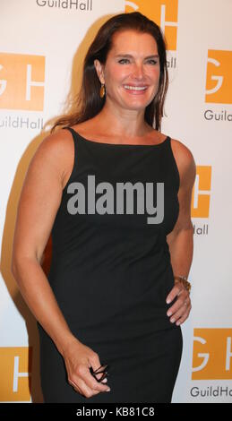 Celebrity Autobiography Guild Hall 2017  Featuring: Brooke Shields Where: East Hampton, New York, United States - Stock Photo