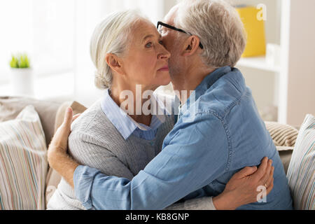 Beautiful sad elderly couple stock photo royalty free - Beautiful sad couple images ...