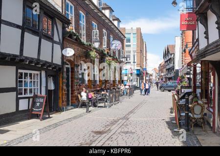 Friar Street Worcester Restaurants