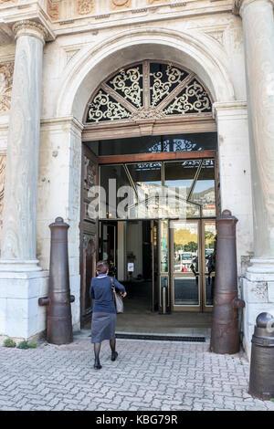 Musée National de la Marine in Toulon (Var,France) - Stock Photo