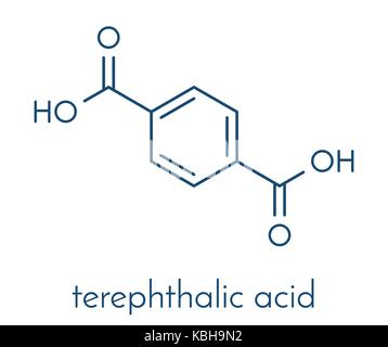 Terephthalic Acid Structure