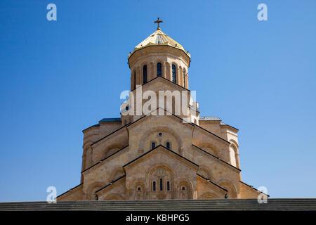 Holy Trinity Cathedral - Stock Photo