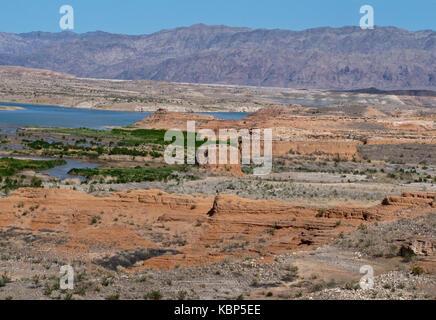 Lake Mead National Recreation Area, Nevada - Stock Photo