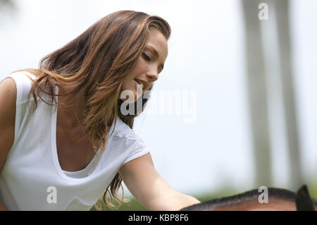 MIAMI , FL - MARCH 11: (EXCLUSIVE COVERAGE)  Charlie's Angels is an American reboot television series developed - Stock Photo