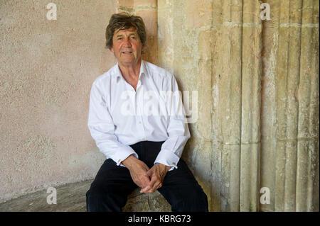 Author, journalist, broadcaster Melvyn Bragg, Baron Bragg. - Stock Photo